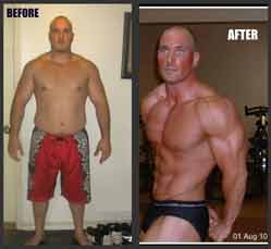 testosterone burns belly fat